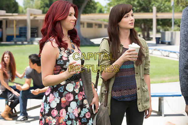 Jillian Rose Reed, Ashley Rickards<br /> in Awkward. (Season 4)<br /> *Filmstill - Editorial Use Only*<br /> CAP/FB<br /> Image supplied by Capital Pictures
