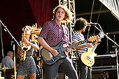 Jul 02, 2006: THE ZUTONS - Hyde Park Calling - London