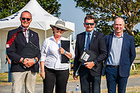 The Ground Jury during the First Horse Inspection for the Auckland Council CCI4*-L. 2019 NZL-Puhinui International Three Day Event. Puhinui Reserve. Auckland. Thursday 5 December. Copyright Photo: Libby Law Photography