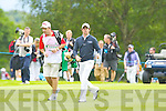 Rory McIlroyl in action at the Irish Open in Killarney on Friday..................