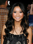 Actress Brenda Song arrives at the Disney-Pixar's WALL-E Premiere on June 21, 2008 at Greek Theatre in Los Angeles, California.