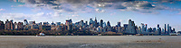 NYC Skyline from the Edgewater piers