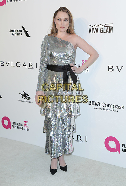 04 March 2018 - West Hollywood, California - Clare Grant. 26th Annual Elton John Academy Awards Viewing Party held at West Hollywood Park. <br /> CAP/ADM/PMA<br /> &copy;PMA/ADM/Capital Pictures