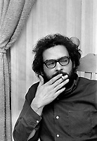 Le comedien Raymond Bouchard<br /> le 10 décembre 1970<br /> <br /> Photo : Photo Moderne - © Agence Quebec Presse