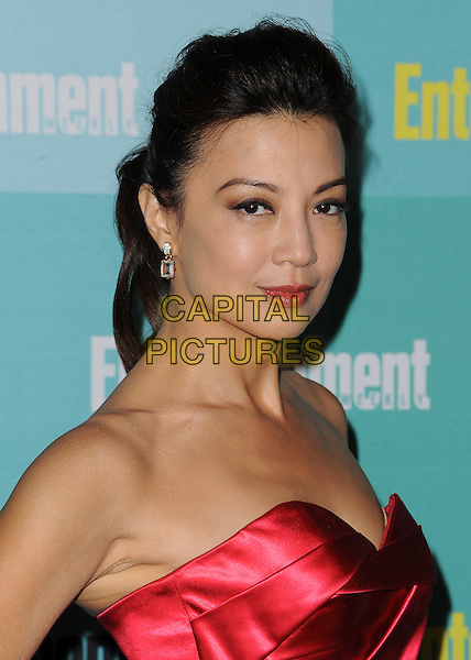 SAN DIEGO, CA - JULY 11:  Ming-Na Wen at the 2015 Entertainment Weekly Comic-Con Party at Float at Hard Rock Hotel on July 11, 2015 in San Diego, California.