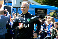 HAREN - Voetbal, Eerste Training FC Groningen  sportpark de Koepel, 01-07-2017,  assistent trainer Peter Hoekstra