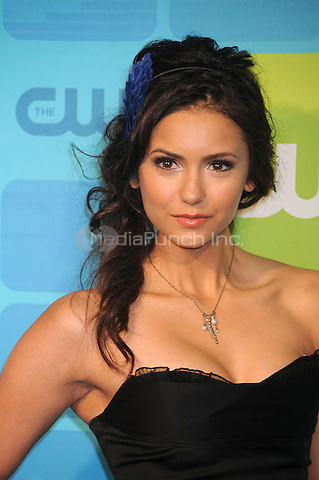 Nina Dobrev at the 2010 CW Upfront Green Carpet Arrivals at Madison Square Garden in New York City. May 20, 2010.Credit: Dennis Van Tine/MediaPunch