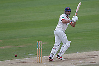 Alastair Cook of Essex in batting action during Essex CCC vs Kent CCC, Specsavers County Championship Division 1 Cricket at The Cloudfm County Ground on 29th May 2019