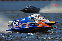 #42 and Travis Thompson, (#2)   (SST-45 class)