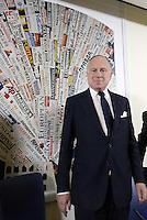Roma, 18 Set 2014<br /> Stampa estera.<br /> Conferenza stampa di Ronald Lauder, presidente del World Jewish Congress<br /> Rome, 18 September 2014 <br /> Press Conference by Ronald Lauder, president of the World Jewish Congress