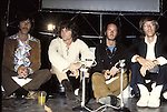 The Doors 1968 John Densmore, Jim Morrison, Robbie Krieger, Ray Manzarek