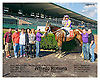 Alfredo Romana winning at Delaware Park on 10/3/16