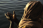 INDIA: Ganges river