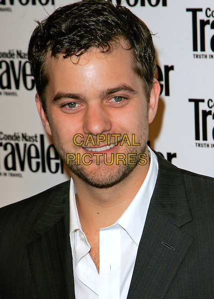 JOSHUA JACKSON.At the Conde Nast Traveler 19th Annual Readers' Choice Awards at the American Museum of Natural History, New York, NY, USA..October 16th, 2006.Ref: ADM/JL.headshot portrait stubble facial hair.www.capitalpictures.com.sales@capitalpictures.com.©Jackson Lee/AdMedia/Capital Pictures.