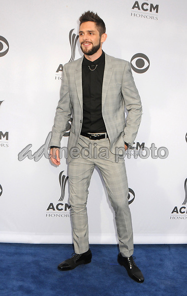 23 August 2017 - Nashville, Tennessee - Thomas Rhett. 11th Annual ACM Honors held at the Ryman Auditorium. Photo Credit: Dara-Michelle Farr/AdMedia