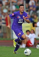 """Mnuel PASQUAL (Fiorentina).Fiorentina Vs Gavorrano.Football Calcio gara amichevole 2011/2012.San Piero a Sieve 3/8/2011 Centro Sportivo """"San Piero a Sieve"""".Foto Insidefoto Alessandro Sabattini"""