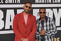 MIAMI, FL - JANUARY 12: Will Smith and Martin Lawrence at the Bad Boys For Life Miami Premiere at the Regal South Beach Theater in Miami, Florida on January 12, 2020. <br /> CAP/MPI140<br /> ©MPI140/Capital Pictures