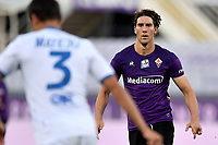 Dusan Vlahovic of Fiorentina looks on during the Serie A football match between ACF Fiorentina and Brescia Calcio at Artemio Franchi stadium in Florence ( Italy ), June 22th, 2020. Play resumes behind closed doors following the outbreak of the coronavirus disease. <br /> Photo Antonietta Baldassarre / Insidefoto