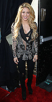 "HOLLYWOOD, LOS ANGELES, CA, USA - APRIL 03: Shakira at the NBC's ""The Voice"" Red Carpet Event held at The Sayers Club on April 3, 2014 in Hollywood, Los Angeles, California, United States. (Photo by Xavier Collin/Celebrity Monitor)"