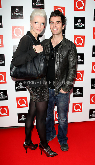WWW.ACEPIXS.COM . . . . .  ..... . . . . US SALES ONLY . . . . .....October 26 2009, London....Kelly Jones of The Stereophonics arriving at the Q Awards 2009 at the Grosvenor House Hotel on October 26, 2009 in London, England.......Please byline: FAMOUS-ACE PICTURES... . . . .  ....Ace Pictures, Inc:  ..tel: (212) 243 8787 or (646) 769 0430..e-mail: info@acepixs.com..web: http://www.acepixs.com