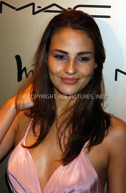 WWW.ACEPIXS.COM . . . . . ....NEW YORK, FEBRUARY 10, 2005....Fernanda Tavares at the Zac Posen after party.....Please byline: KRISTIN CALLAHAN - ACE PICTURES.. . . . . . ..Ace Pictures, Inc:  ..Philip Vaughan (646) 769-0430..e-mail: info@acepixs.com..web: http://www.acepixs.com
