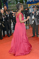 "Aissa Maiga attending the ""Amour"" Premiere during the 65th annual International Cannes Film Festival in Cannes, France, 20th May 2012..Credit: Timm/face to face /MediaPunch Inc. ***FOR USA ONLY***"