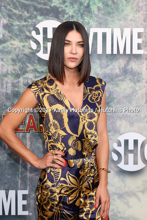 "LOS ANGELES - MAY 19:  Jessica Szohr at the ""Twin Peaks"" Premiere Screening at The Theater at Ace Hotel on May 19, 2017 in Los Angeles, CA"