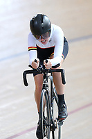 Mya Anderson of Waikato BOP competes in the U17 Girls 2000m IP  at the Age Group Track National Championships, Avantidrome, Home of Cycling, Cambridge, New Zealand, Thurssday, March 16, 2017. Mandatory Credit: © Dianne Manson/CyclingNZ  **NO ARCHIVING**