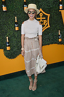 BEVERLY HILLS - OCTOBER 15:  Jamie Chung at the 7th Annual Veuve Clicquot Polo Classic at Will Rogers State Historic Park on October 15, 2016 in Pacific Palisades, California. Credit: mpi991/MediaPunch