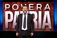 Matteo Salvini <br /> Rome January 24th 2019. The Italian Minister of Internal Affairs appears as a guest on the tv show Povera Italia.<br /> Foto Samantha Zucchi Insidefoto