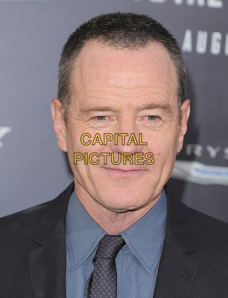 Bryan Cranston .Premiere of 'Total Recall' held at The Grauman's Chinese Theatre in Hollywood, California, USA..August 1st, 2012.headshot portrait black blue tie.CAP/RKE/DVS.©DVS/RockinExposures/Capital Pictures.