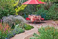 Holly Kinley garden Santa Fe