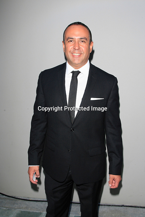 LOS ANGELES - JUN 7: Louie Anchondo at the Actors Fund's 19th Annual Tony Awards Viewing Party at the Skirball Cultural Center on June 7, 2015 in Los Angeles, CA