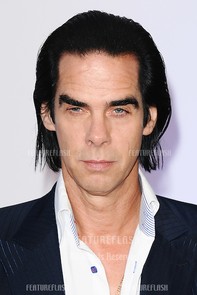 "Nick Cave arriving for the ""20,000 Days on Earth"" Gala Screening at the Barbican Centre, London. 17/09/2014 Picture by: Steve Vas / Featureflash"