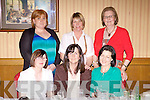 Birthday celebrations for Mary O'Donoghue(centre) from Castleisland, pictured here last Saturday night in The Devon Inn, Templeglantine pictured l-r: Helen O'Kelly, Noelle Broderick, Mary O'Donoghue, Noreen O,Mahoney, Breeda O'Callaghan and Mary Scannell
