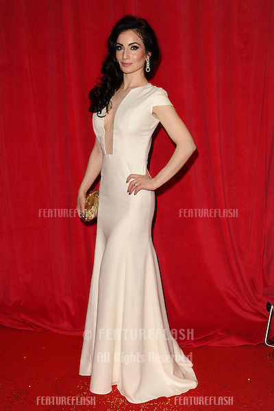 Rokhsaneh Ghawam-Shadhidi arriving for the 2014 British Soap Awards, at the Hackney Empire, London. 24/05/2014 Picture by: Steve Vas / Featureflash