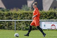 DVK Egem - Club Brugge Dames B :  Brugse doelvrouw Ianthe Meersschaert<br /> Foto David Catry | VDB | Bart Vandenbroucke