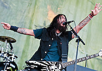 Machine Head performing at Heavy MTL 2011 in Montreal, QC.