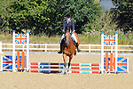 09/08/2015 - Class 1 - Unaffiliated Showjumping - Brook Farm Training Centre