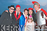 At the fancy dress inaid of the Irish Heart Foundation at the Thatch bar Lisselton on Saturday night were Sean Mahoney, Seamus Buckley, Listowel Geraldine and Rebecca Long, Lisselton, Noel Flavin Ballydonoghue and Noel Kennelly, Listowel...   Copyright Kerry's Eye 2008