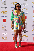 LOS ANGELES - MAR 30:  Chyna Layne at the 50th NAACP Image Awards - Arrivals at the Dolby Theater on March 30, 2019 in Los Angeles, CA