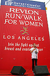 LOS ANGELES, CA. - May 09: Christina Applegate attends the 16th Annual EIF Revlon Run/Walk For Women at the Los Angeles Memorial Coliseum on May 9, 2009 in Los Angeles, California.