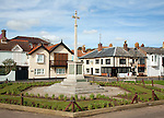 War memorial at Aldeburgh, Suffolk, England
