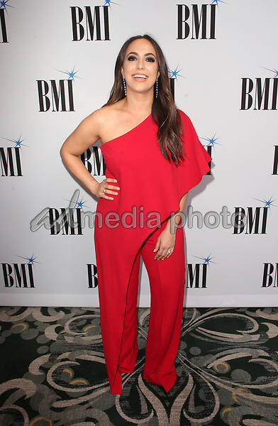 14 May 2019 - Beverly Hills, California - Aijia Grammer. 67th Annual BMI Pop Awards held at The Beverly Wilshire Four Seasons Hotel. Photo Credit: Faye Sadou/AdMedia