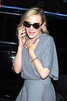 Cate Blanchett seen at NBC's Today Show