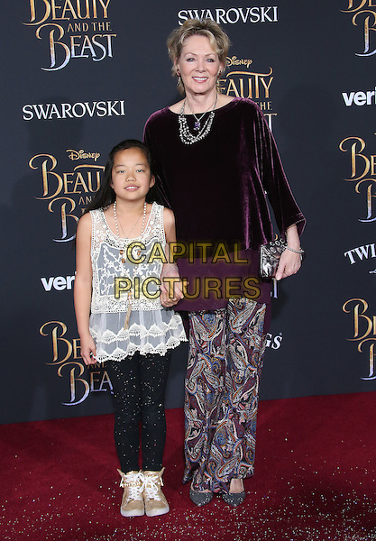 02 March 2017 - Hollywood, California - Jean Smart. Disney's &quot;Beauty and the Beast' World Premiere held at El Capitan Theatre.   <br /> CAP/ADM/FS<br /> &copy;FS/ADM/Capital Pictures