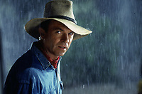Jurassic Park (1993)<br /> Sam Neill<br /> *Filmstill - Editorial Use Only*<br /> CAP/KFS<br /> Image supplied by Capital Pictures