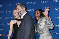 LOS ANGELES, CA - OCTOBER 9: Leslie Mann, Judd Apatow, Tiffany Haddish, at Porter's Third Annual Incredible Women Gala at The Ebell of Los Angeles in California on October 9, 2018. Credit: Faye Sadou/MediaPunch