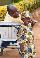 Uganda, Free Wheelchair Mission, 2009,2011