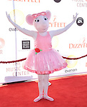 Angelina Ballerina attends the Dizzy Feet Foundation's Celebration of Dance Gala held at The Dorothy Chandler Pavilion at The Music Center in Los Angeles, California on July 28,2012                                                                               © 2012 DVS / Hollywood Press Agency